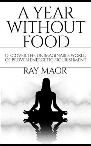 Ray Maor - A year without food book cover small