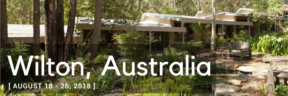 Ray Maor Australia 2018 banner