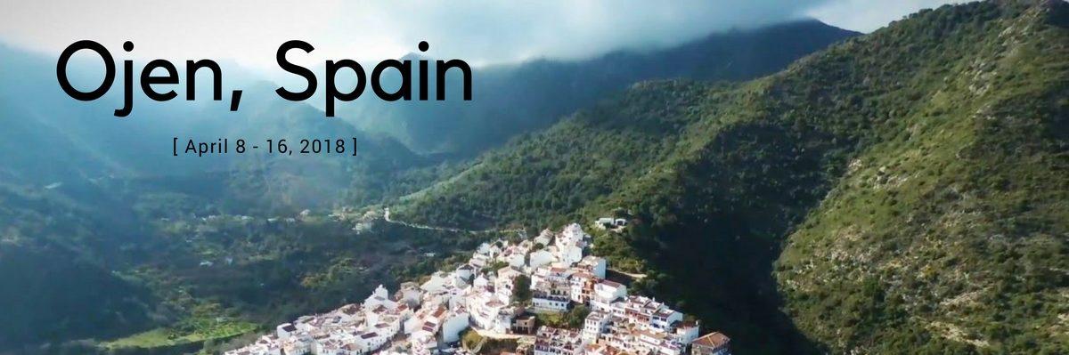 Ray Maor Ojen Spain banner