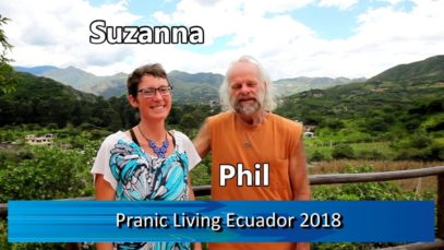 Pranic Living Testimonial – Phil & Suzanna [2018]