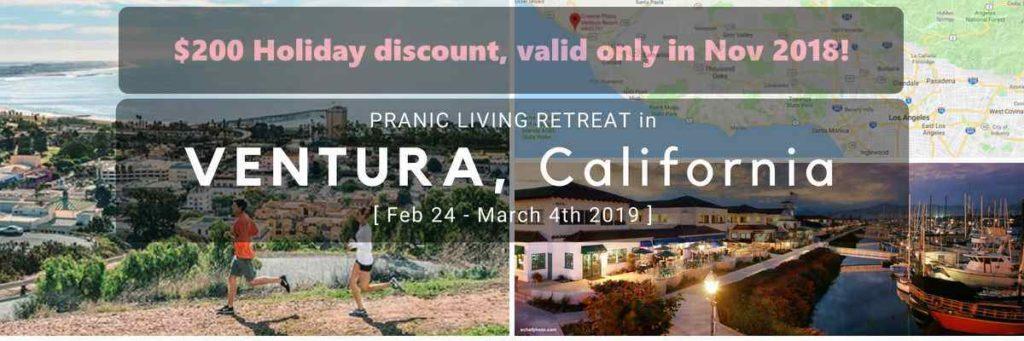 Ray Maor LA 2019 breatharian workshop_discount