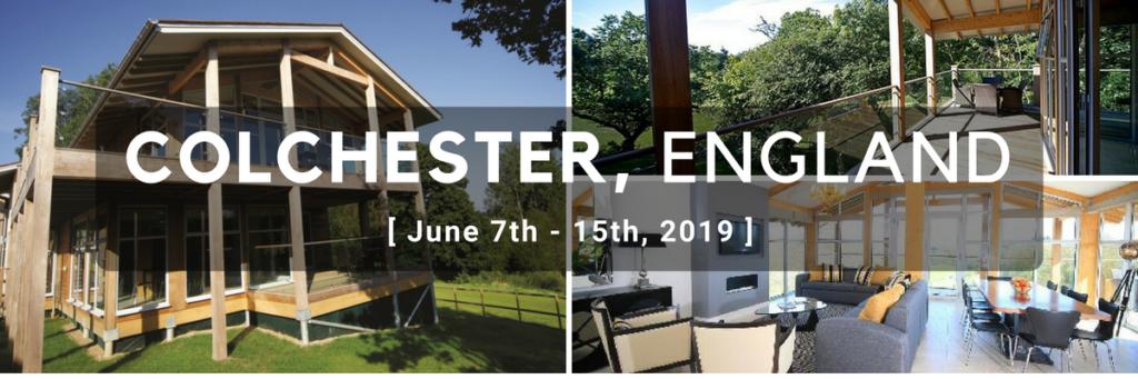UK 2019 Ray Maor Pranic Living Retreat