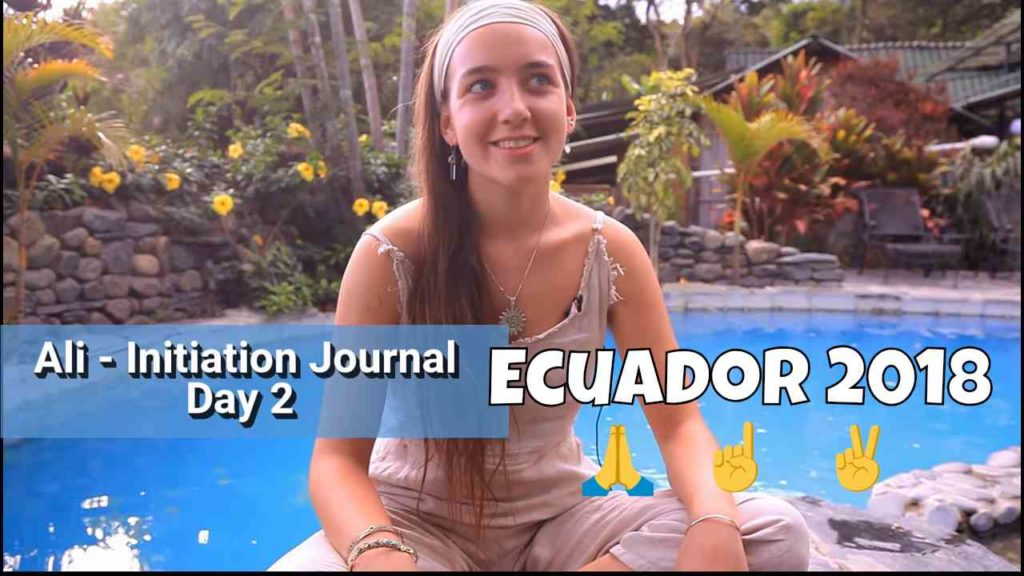 Ali Testimonial for breatharian workshop in Ecuador 2018 - Ray Maor