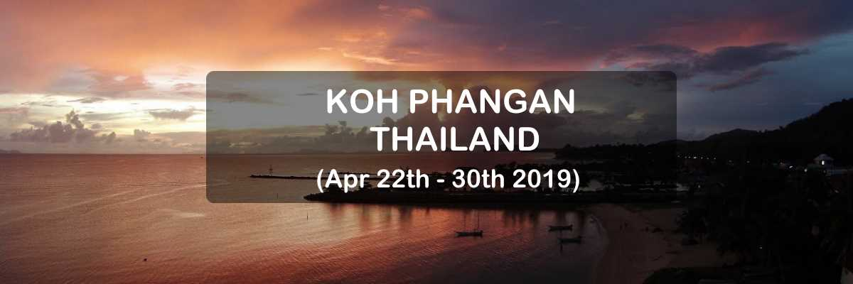 Ray Maor - Breatharian Workshop Thailand 2019