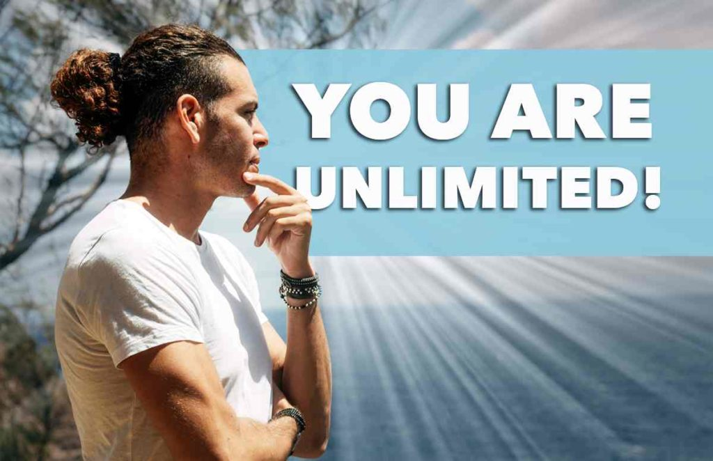 Ray Maor - you are unlimited