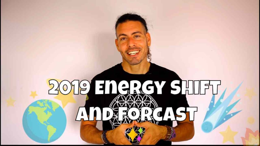 Ray Maor - Energy Shift December 2018 into 2019