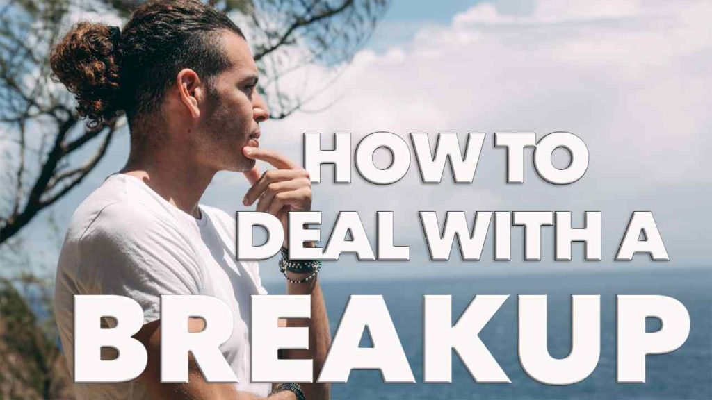 Ray Maor - How to deal with a breakup