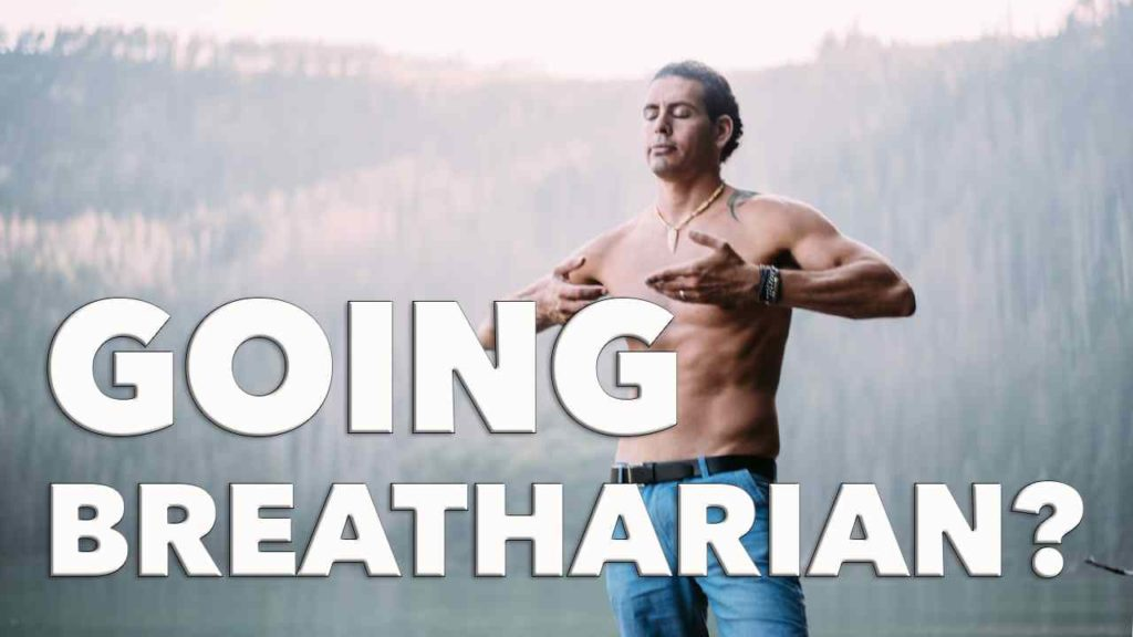 Ray Maor - Benefits of Breatharian lifestyle