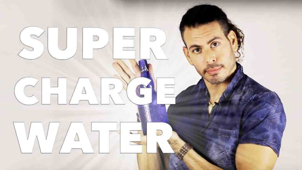 Ray Maor - How to supercharge your water