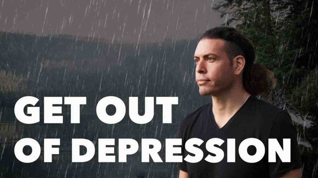 Ray Maor - How to deal with depression