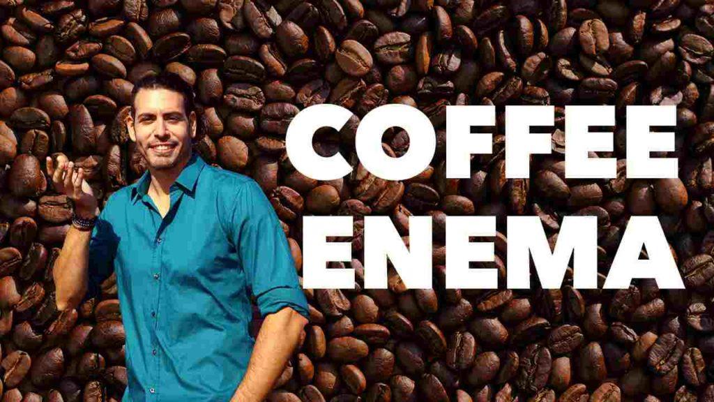 Ray Maor - Coffee Enema