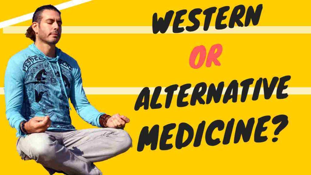 Ray Maor - Western vs Alternative medicine_c