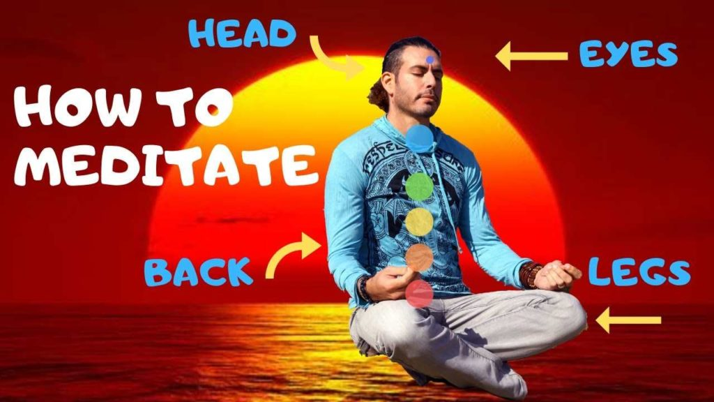 Ray Maor - How to meditate for beginners_c