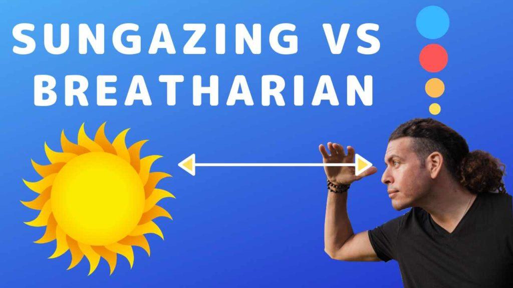 Ray Maor - Sungazing vs Breatharinism