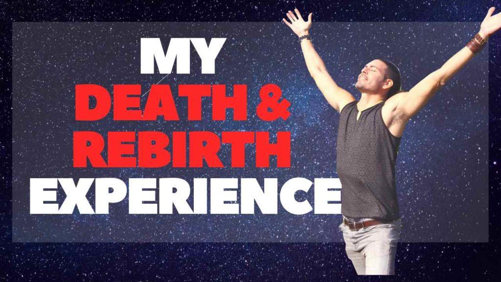 Ray Maor - My Death & Rebirth Experience