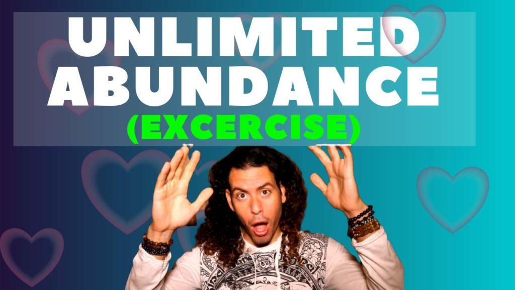 Ray Maor - Unlimited abundance