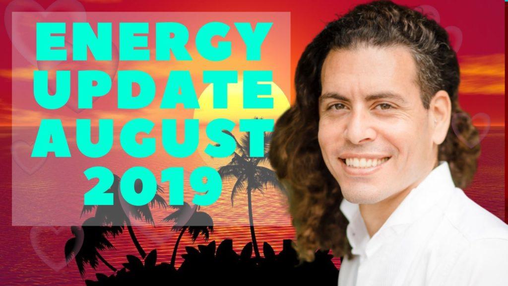 Ray Maor - August 2019 energy update