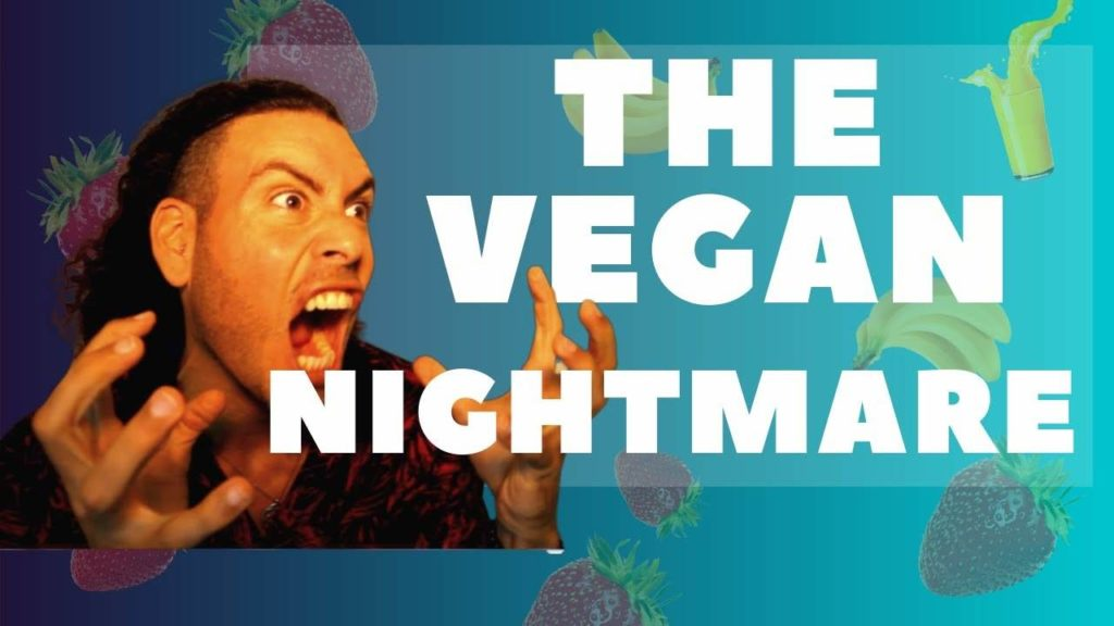 Ray Maor - The Vegan Nightmare_c