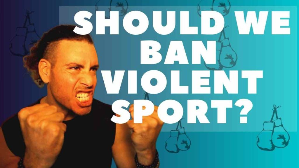 Ray Maor - Should we ban violent sports_c