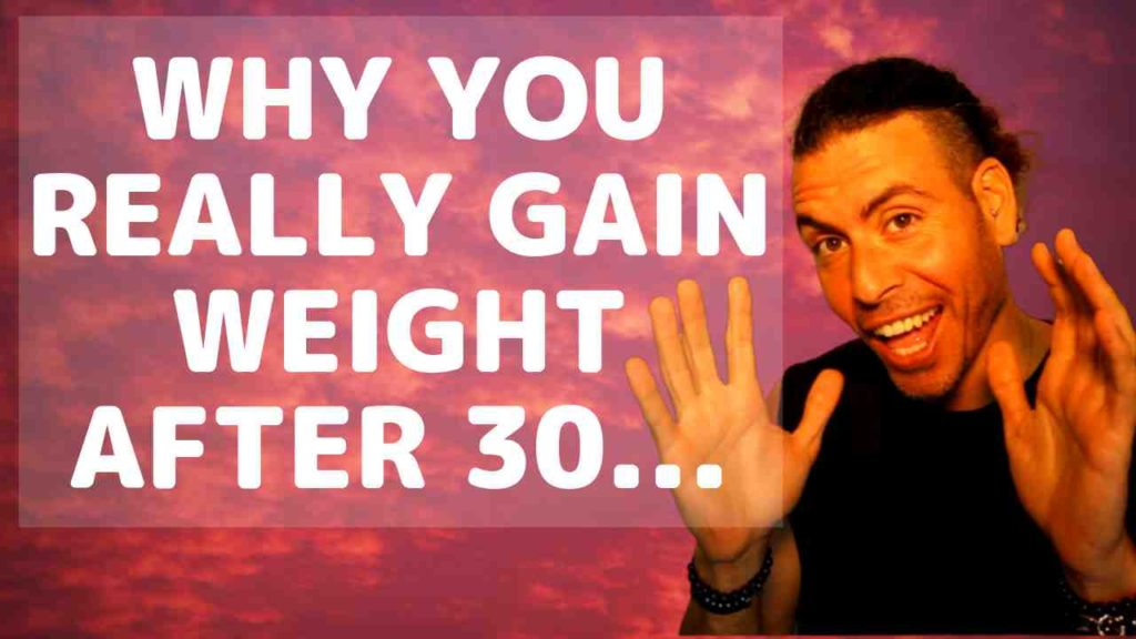 Ray Maor - why you really gain weight