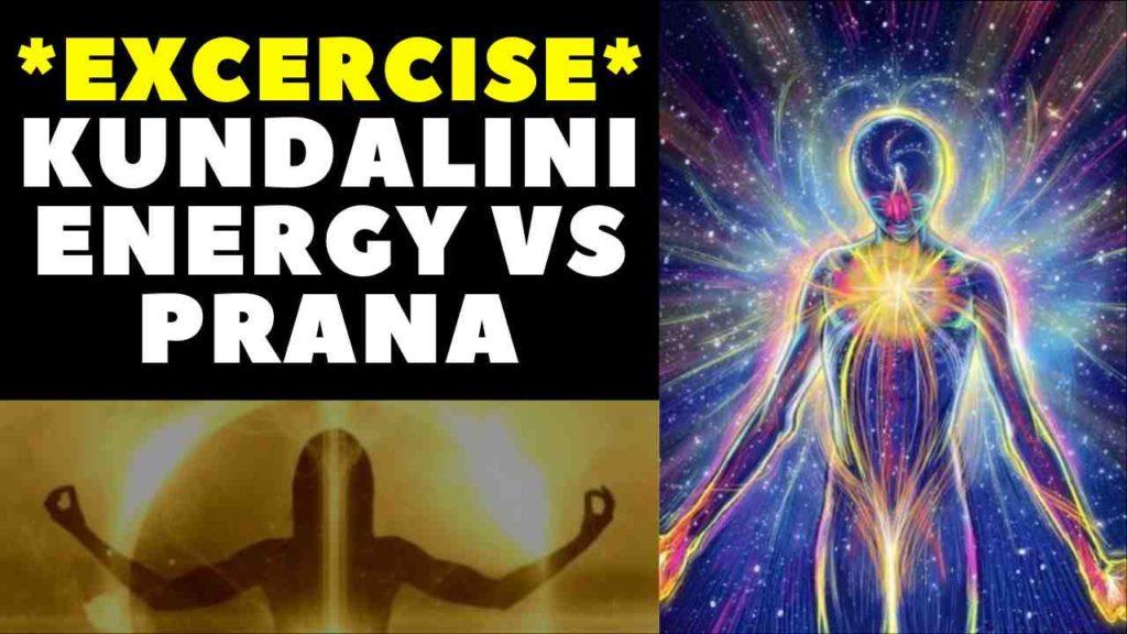 Ray Maor - Difference between Kundalini and Prana