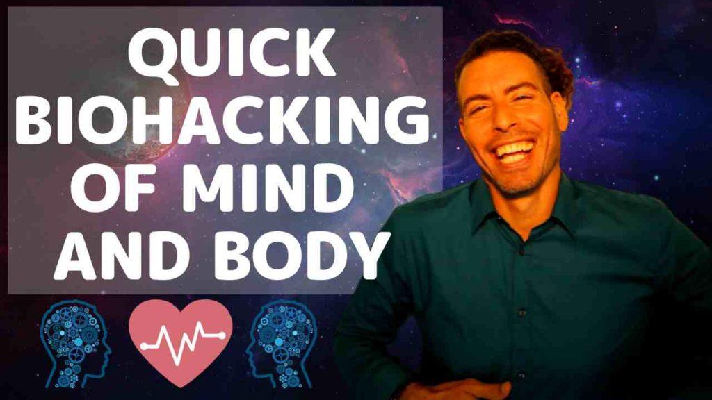 Ray Maor - Top biohacking tips