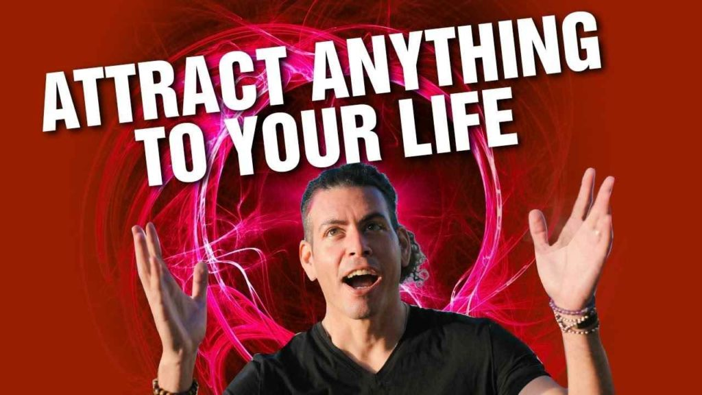 Ray Maor - Attract Anything into your life_c