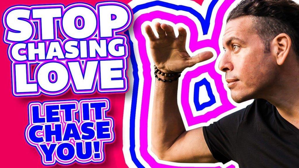 Ray Maor - Stop Chasing Love_c