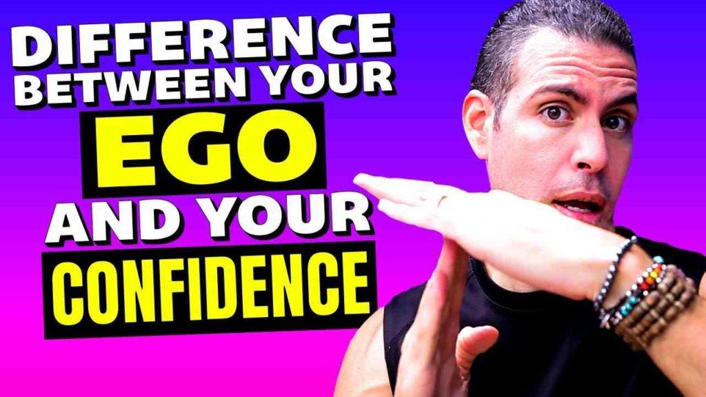 Ray Maor - Ego vs Confidence_c