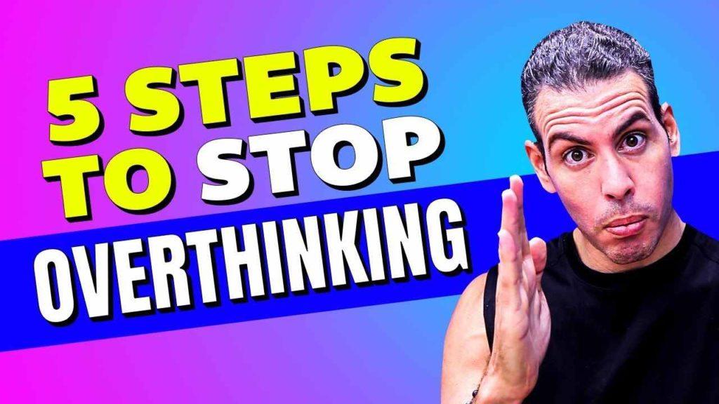 Ray Maor - Stop Overthinking_c